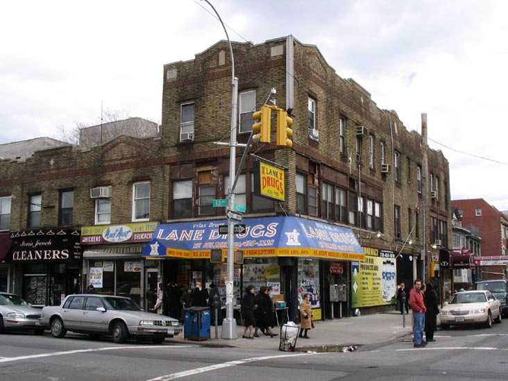 47th Street and Thirteenth Avenue, Borough Park, Brooklyn
