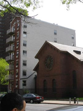 Church of the Holy Apostles, 300 Ninth Avenue, Chelsea, Manhattan
