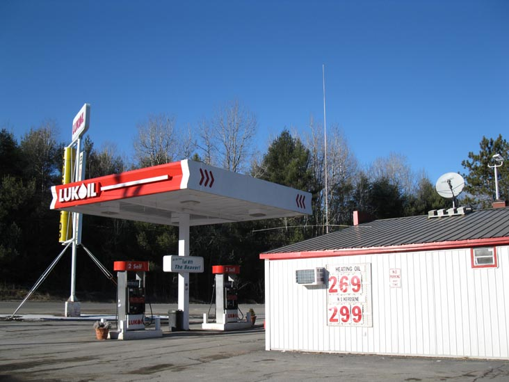 Betty Beavers Truck Stop & Diner, Stowersville Road, Lewis, New York