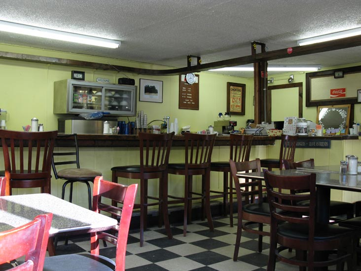Lewis Family Diner, Betty Beavers Truck Stop & Diner, Stowersville Road, Lewis, New York