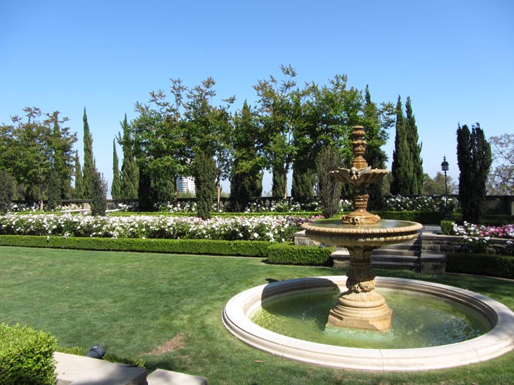 Greystone Park & Mansion, Beverly Hills, California