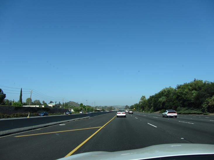 US 101/Ventura Freeway, Thousand Oaks, California, May 19, 2012