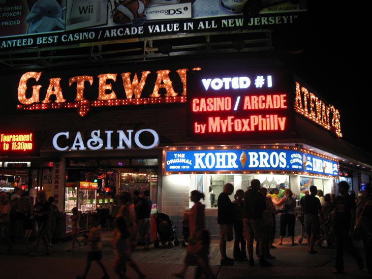 Gateway 26 casino wildwood nj