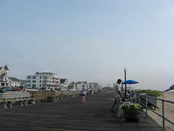 Ocean Grove Boardwalk Ocean Grove New Jersey