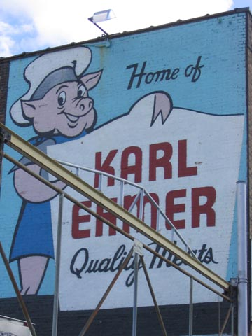 Karl Ehmer Quality Meats, Fresh Pond Road, Ridgewood, Queens