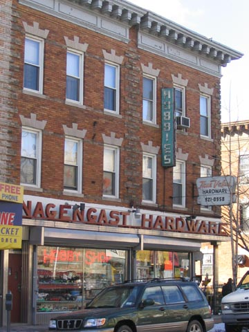 Nagengast Hardware, 69-02 Fresh Pond Road, Ridgewood, Queens