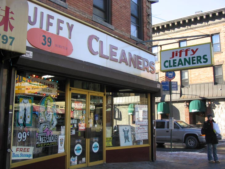 Jiffy Cleaners, 67-06 Fresh Pond Road, Ridgewood, Queens