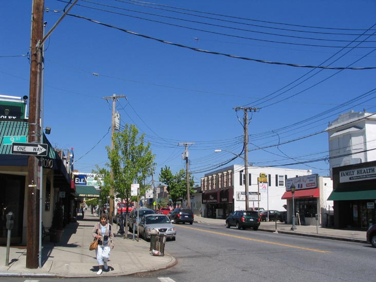 9th Street and New Dorp Lane, New Dorp, Staten Island