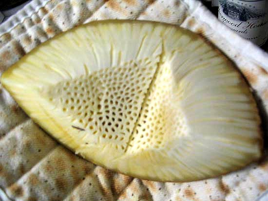 Steamed Breadfruit