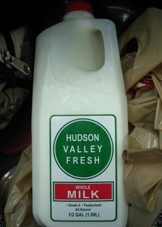 Hudson Valley Fresh Whole Milk