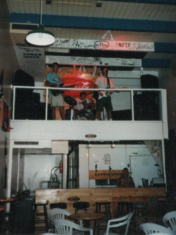 Glouglou Live at Cannery Row, 705 South Forest Avenue, Tempe, Arizona, 1996