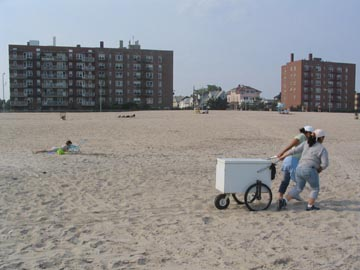 Rockaway Beach, The Rockaways, Queens, July 1, 2006