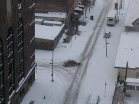 2nd Street, Long Island City, January 2004