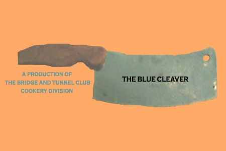 The Blue Cleaver