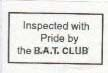 Inspected With Pride By Bridge and Tunnel Club